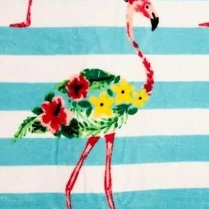 Cynthia Rowley Swim - Cynthia Rowley Flamingo Beach Towel 40x70